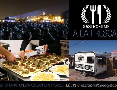 GASTROFILMS A LA FRESCA