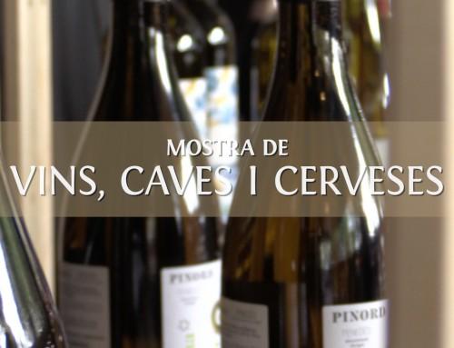 Muntatge de fires de vins, caves, cerveses, …